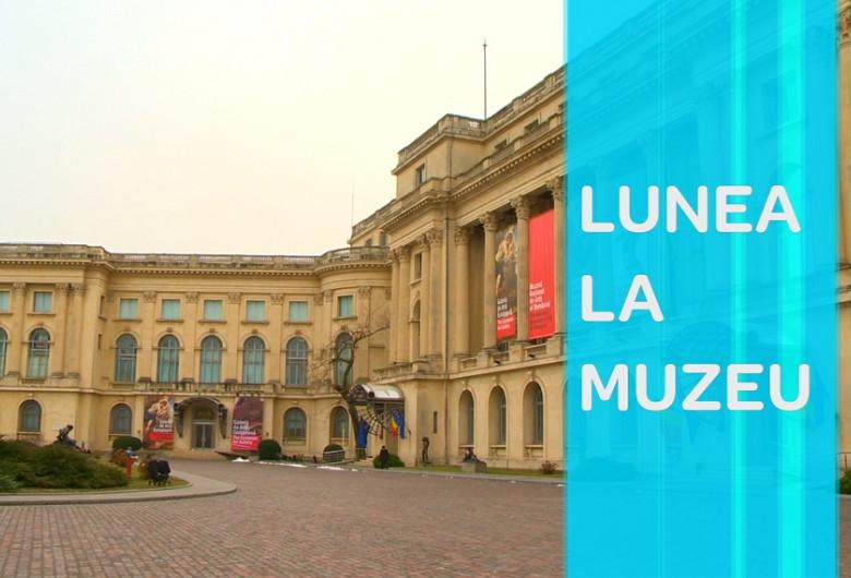 lunea la muzeu