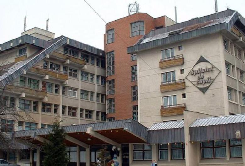 Spitalul de pediatrie Brașov
