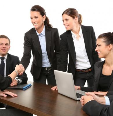 Muncă, angajare, colegi de serviciu, recrutare, job