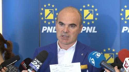 Rareș Bogdan, la Parlament