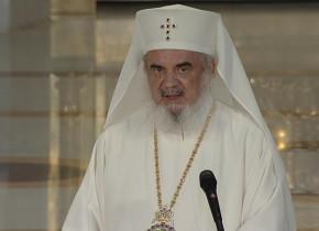 Patriarhul în Catedrala Neamului