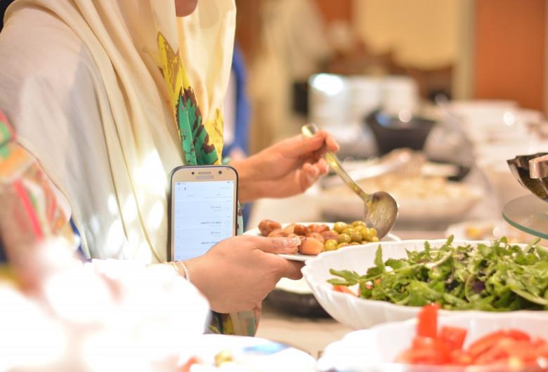 Mâncare la bufet suedez