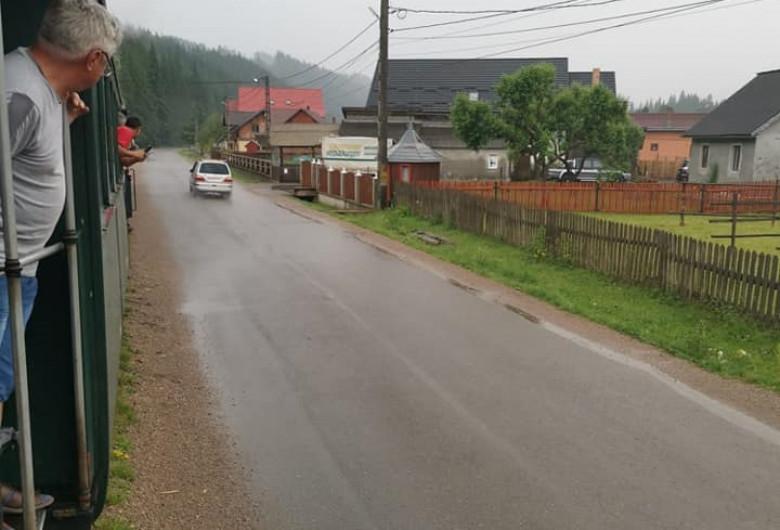 În Mocănița
