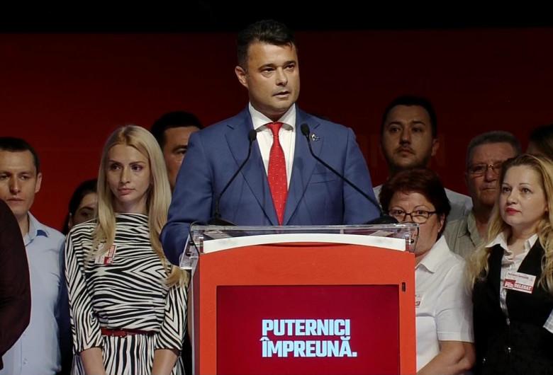Daniel Florea, la Congresul PSD