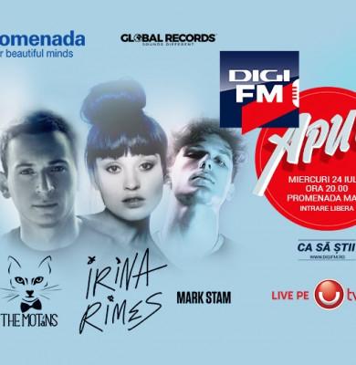 Digi FM Apus LIVE