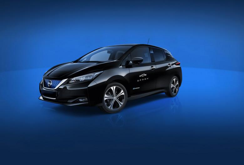 Spark car-sharing