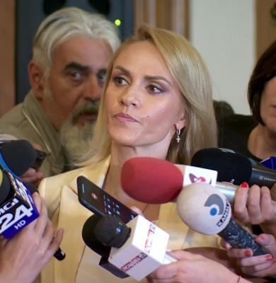 Gabriela Firea, după CEx PSD (4)