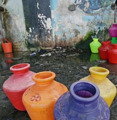 Criză de apă în țări sărace