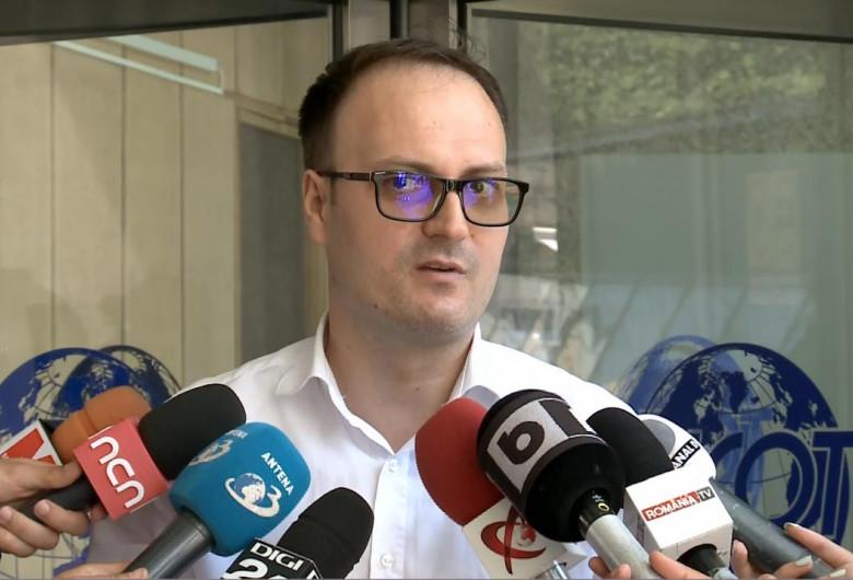 Alexandru Cumpănașu, la DIICOT