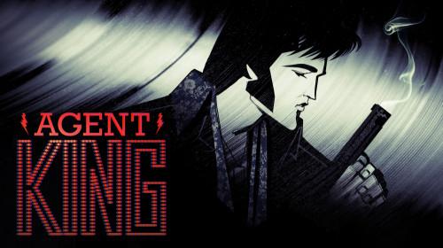 Agent King Elvis Presley