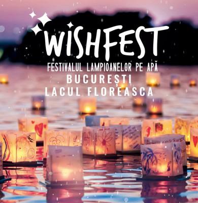 WishFest 2019 Festivalul Lampioanelor pe apă
