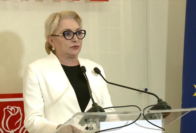 Viorica Dăncilă, la PSD