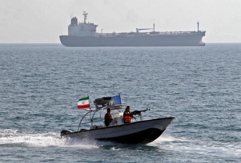 Gardienii Revoluției, navă maritimă, Iran
