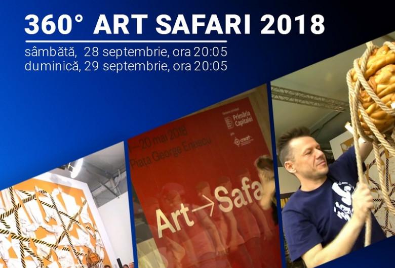 360 Art Safari
