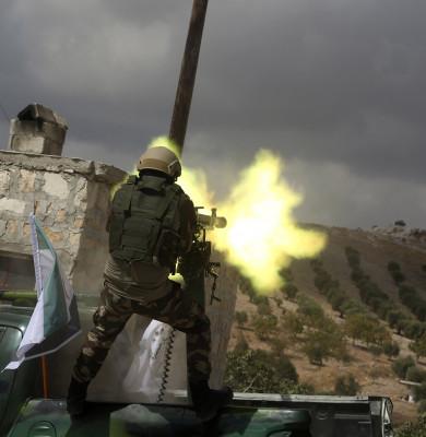 Ofensivă militară Turcia-Siria