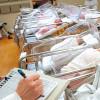 Maternitate, rata natalității, copii, bebeluși, sugari, sarcină, gravide