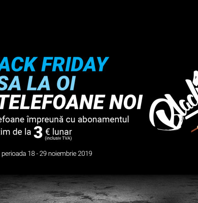 Black Friday - Digi Mobil
