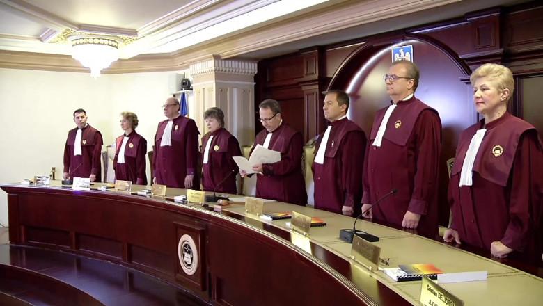 Curtea Constituțională a României, CCR