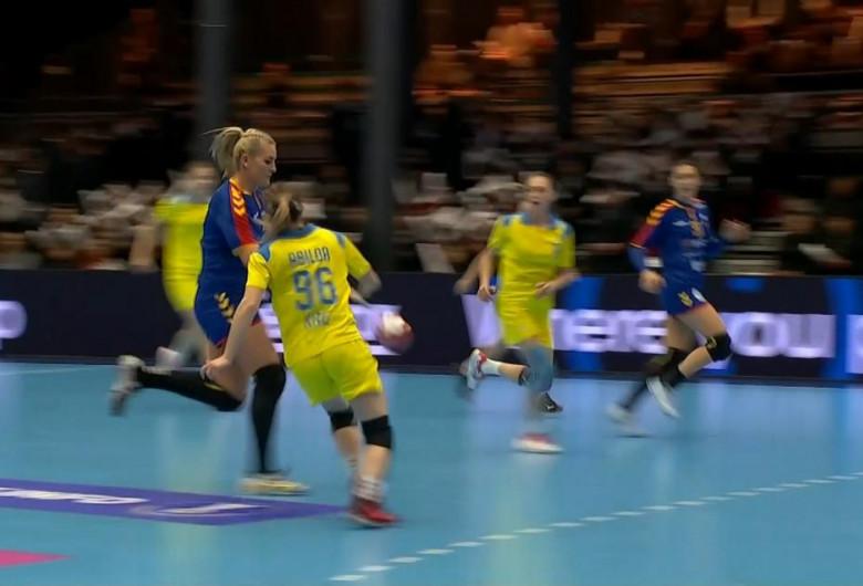 România-Kazakhstan la handbal feminin