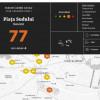 Platformă de monitorizare a calității aerului, poluare, AirLive.ro