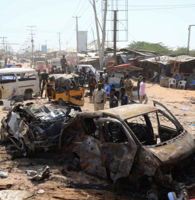 Atentat în Mogadiscio