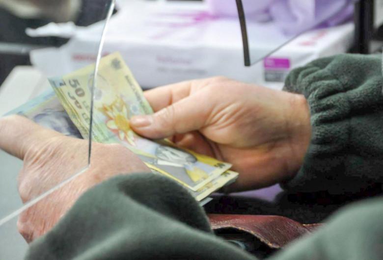 Ajutor de deces, bani, casierie