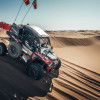 Transcarpatic Rally Team, raliu Dakar, dune de nisip