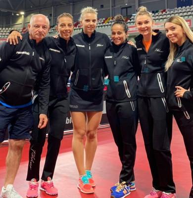 Naționala feminină de tenis de masă s-a calificat la JO!