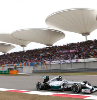 Formula 1 China