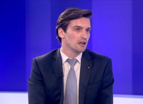 Andrei Baciu, la Digi24