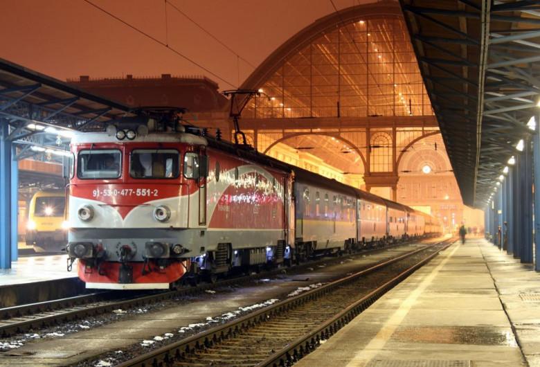 CFR trenuri internaționale, feroviar