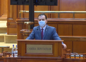 Ludovic Orban în Camera Deputaților