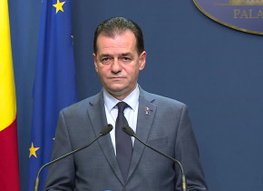 Ludovic Orban, la Guvern