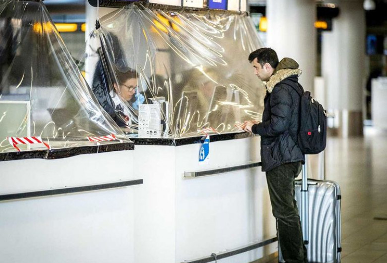 Aeroport în Olanda