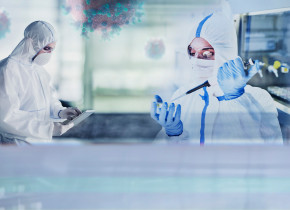 coronavirus oameni de stiinta cercetatori