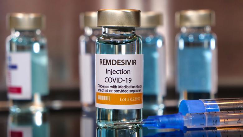 shutterstock_remdesivir coronavirus tratament