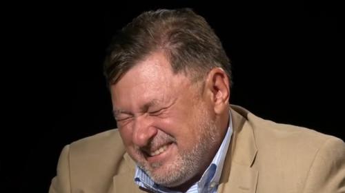 Alexadru Rafila râde cu poftă