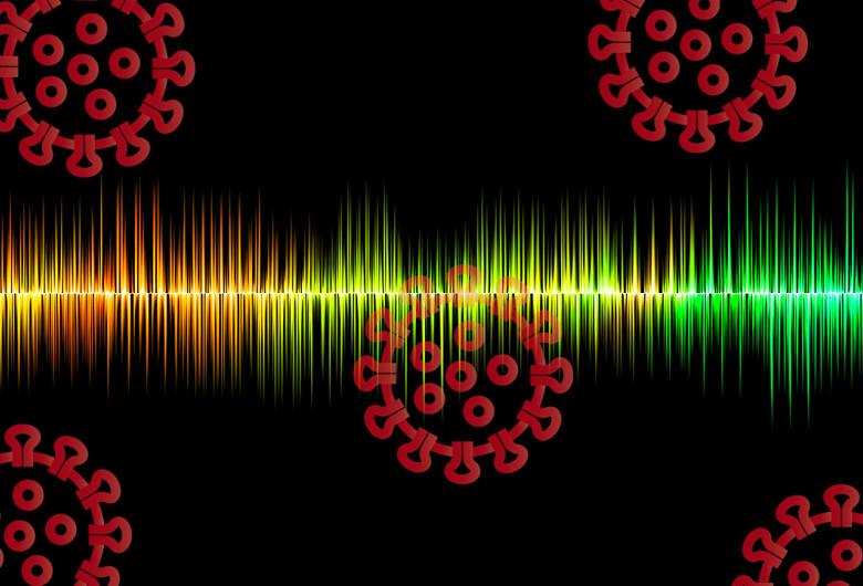 Detectare COVID-19 coronavirus după voce