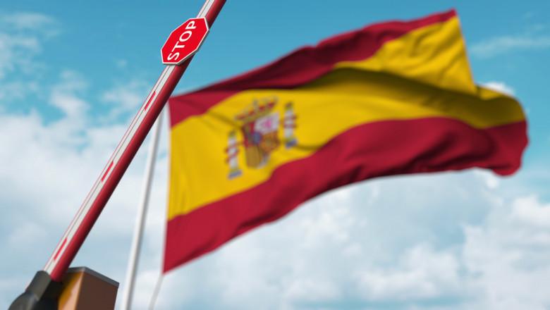 Spania, acces liber la barieră
