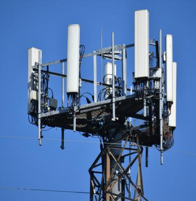 Turn de telefonie mobilă 5G, antene GSM