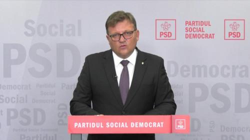 Marius Budăi, de la PSD