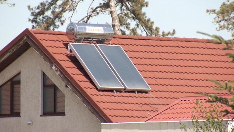 Panouri fotovoltaice, energie verde