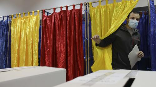 Vot, alegeri, scrutin, urnă și secție de vot, referendum