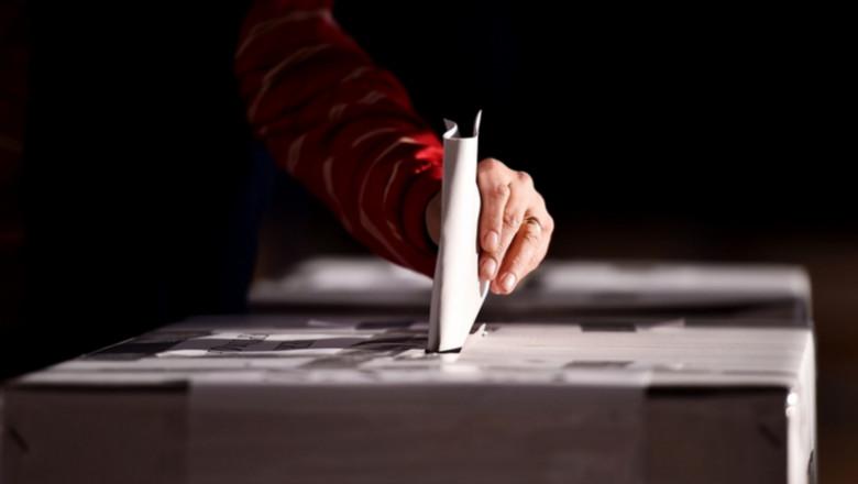 Vot, alegeri locale, referendum, scrutin, urnă, buletin de vot, secție de votare, alegător, electoral