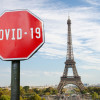 COVID-19, coronavirus, SARS-CoV-2 în Paris, Turnul Eiffel, Franța, carantină, izolare