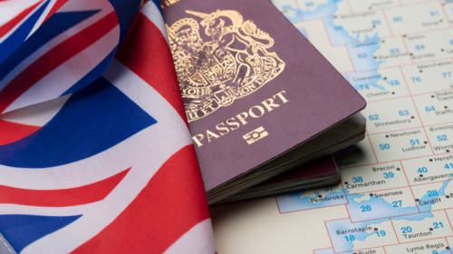 Pașaport pentru acces în Marea Britanie, Anglia, Brexit