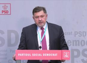 Alexandru Rafila la PSD