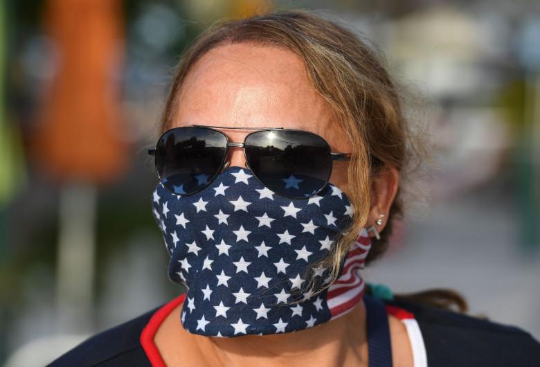 Coronavirus outbreak, Deerfield Beach, Florida, USA - 03 Jul 2020