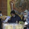 Credincioși la Sfântul Dimitrie, Patriarhie, BOR, moaște, raclă