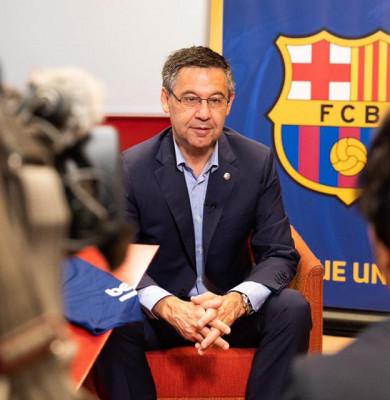 Josep Maria Bartomeu nu mai este președintele Barcelonei
